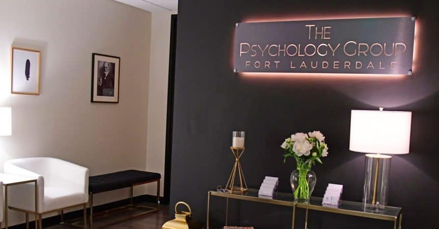 Therapy in Fort Lauderdale at The Psychology Group