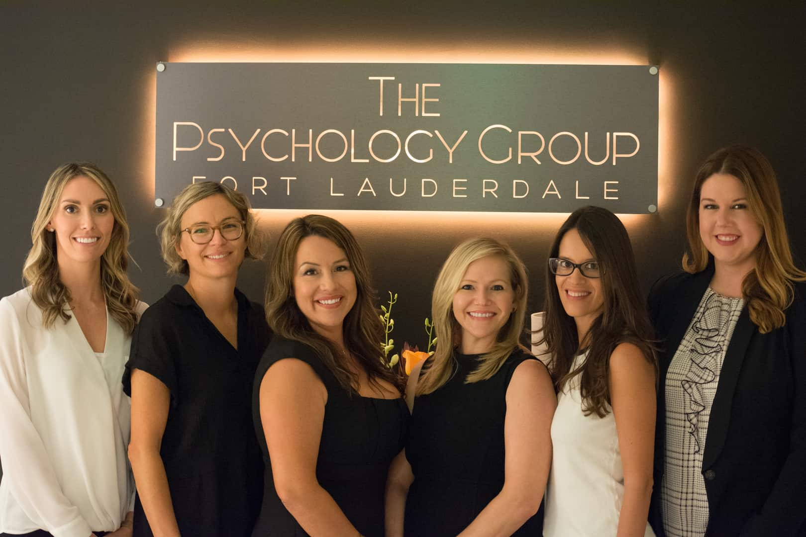 Expert Therapists and Psychologists at The Psychology Group Fort Lauderdale | Counseling & Therapy in Broward County, South Florida