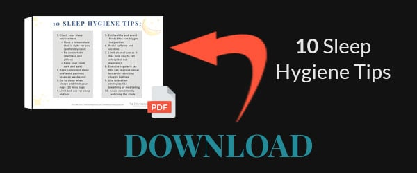 10 Sleep Hygiene Tips Download