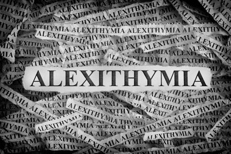 Alexithymia Word Design