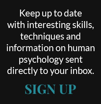 Sign Up for interesting psychological skills, techinques and other human psychology information.